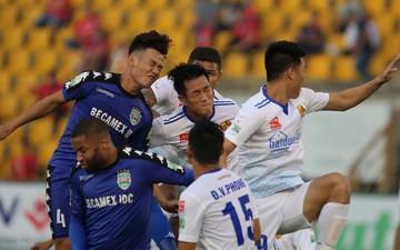 Quảng Nam 4-4 Bình Dương | Highlights vòng 18 V.League