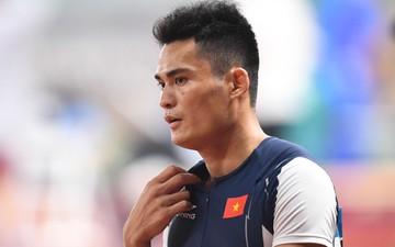 Chấn thương ở những bước chạy đầu tiên, Quách Công Lịch bỏ lỡ bán kết 400 m vượt rào tại ASIAD 2018