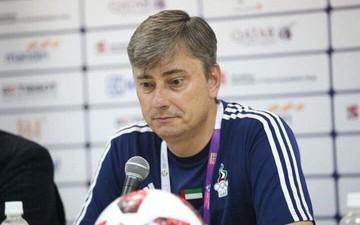 """HLV Olympic UAE: """"Việt Nam là một trong những đội mạnh nhất châu Á"""""""