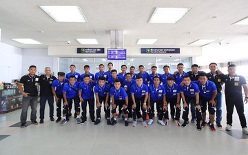 ĐT Lào sang Barcelona tập luyện, quyết tạo cú sốc trước Việt Nam ở AFF Cup