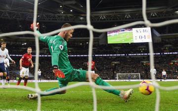 """HLV Man Utd: """"De Gea đang thách thức những thủ môn hay nhất lịch sử đội bóng này"""""""