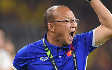 HLV Park Hang-seo đưa ra so sánh thú vị về bóng đá Việt Nam và Hàn Quốc