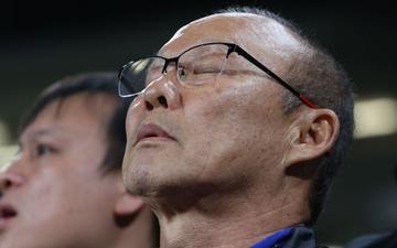 Trải qua hành trình dài cùng bóng đá Việt Nam, HLV Park Hang-seo chỉ muốn được ở bên gia đình