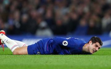 """""""Trai đẹp"""" Morata bị từ chối bàn thắng, Chelsea hòa nhạt nhẽo đối thủ bị đánh giá thấp hơn"""