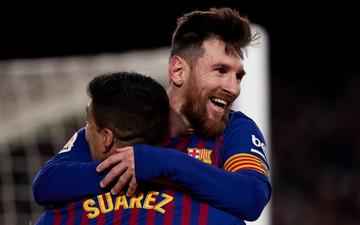 Đè bẹp Sevilla 6-1, Barcelona lội ngược dòng vào bán kết Cúp Nhà vua Tây Ban Nha