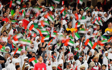 Vượt qua những ngược đãi và đối xử bất công, tuyển Qatar khiến hàng vạn cổ động viên UAE câm lặng
