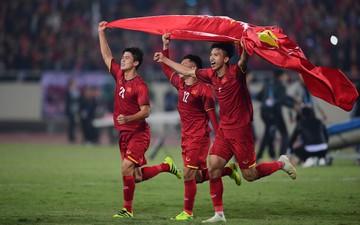 """""""Tại Asian Cup 2019, đội tuyển Việt Nam có thể chênh lệch trình độ với đối thủ nhưng tâm lý chắc chắn không thua kém"""""""