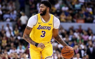 Los Angeles Lakers cập nhật tình hình chấn thương của Anthony Davis trước thềm mùa giải NBA 2019-2020