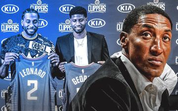 Huyền thoại Chicago Bulls tin rằng Los Angeles Clippers vẫn chưa sẵn sàng để vô địch NBA