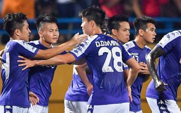 Dù bị loại, Hà Nội FC vẫn khiến ban tổ chức AFC Cup phải đau đầu vì lý do này