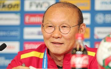 HLV Park Hang-seo tuyên bố muốn chung thuỷ với bóng đá Việt Nam, chưa muốn trở về Hàn Quốc