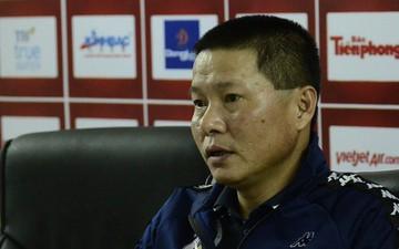 Giành Siêu cúp QG, HLV Chu Đình Nghiêm tự tin đối đầu đại diện Trung Quốc tại đấu trường châu lục