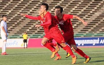 U22 Việt Nam 2-1 U22 Philippines: Lội ngược dòng trước Philippines, tuyển Việt Nam có chiến thắng đầu tiên trong lịch sử tại giải U22 ĐNA