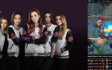 """Điểm tin Esports 18/2: 5 cô gái xinh đẹp của LMHT Nga thiết lập kỷ lục đầu tiên, """"feed vượt thời gian"""""""