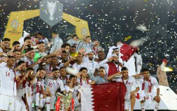 Nhật Bản 1-3 Qatar: Đánh bại Nhật Bản, đội tuyển Qatar lần đầu lên ngôi tại Asian Cup