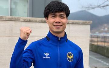 Công Phượng tiếp tục tạo dấu ấn, có kiến tạo đầu tiên cho Incheon United