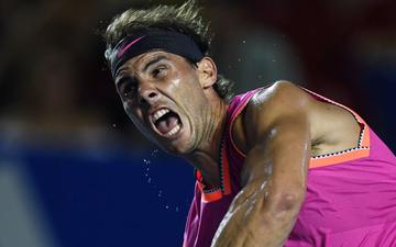 """Thua ngược cay đắng, Nadal tố """"gã trai hư"""" Kyrgios thiếu tôn trọng mình"""