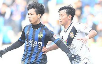 Tình hình chấn thương của Công Phượng sau khi lập cú đúp cho Incheon United chiều 11/3?