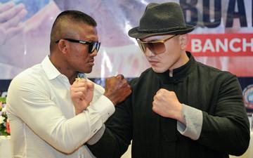 """""""Đệ nhất Thiếu Lâm"""" Nhất Long và """"Thánh Muay"""" Buakaw chính thức đối đầu lần thứ 3 trong trận đấu trị giá 7,3 tỷ"""
