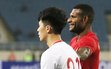 """Chuyện giờ mới kể: """"Ông chú"""" U23 Indonesia đã dùng lời lẽ gì để khiêu khích Đình Trọng?"""