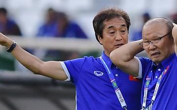 Gấp rút tìm HLV thể lực, trợ lý ngôn ngữ cho HLV Park Hang-seo trước thềm vòng loại U23 châu Á