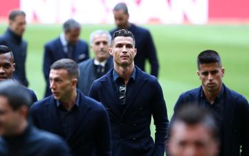 Phá đám thành công Real Madrid, fan Ajax quyết định làm điều tương tự với đội bóng của Ronaldo