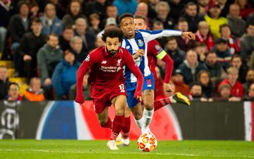 Thắng nhẹ nhàng trước Porto, Liverpool đặt một chân vào bán kết UEFA Champions League