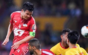 """Bùi Tiến Dũng sắm vai """"người cân team"""" trong chiến thắng thứ hai của Viettel tại V.League 2019"""
