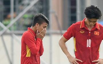 U22 Việt Nam vẫn phải chờ đợi trong hy vọng thoát bảng tử thần tại SEA Games 2019