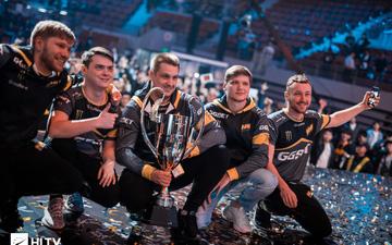 Không có Astralis và Team Liquid, Natus Vincere dễ dàng có được danh hiệu đầu tiên trong năm 2019
