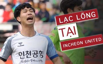 """Fan Việt Nam phàn nàn về sự """"cô đơn"""" của Công Phượng ở Incheon United"""