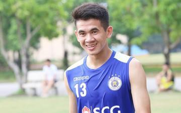 """Mạnh """"gắt"""" vừa trở lại, Hà Nội FC lại thiệt quân khi mất tân binh tuyển Quốc gia trước đại chiến với HAGL"""