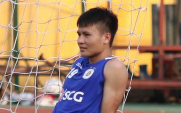 Quang Hải được HLV Hà Nội FC cho nghỉ ngơi vì lo ngại nguy cơ quá tải