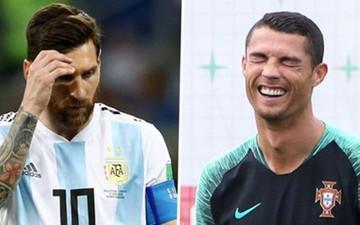 Messi bị troll không thương tiếc trên mạng xã hội sau khi Ronaldo giành thêm danh hiệu với ĐT Bồ Đào Nha