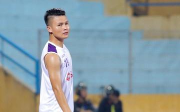 HLV Hà Nội FC tiết lộ Quang Hải bị ốm và quá tải sau King's Cup 2019