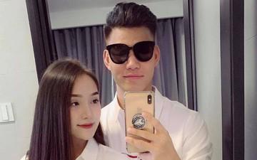 """Bạn gái bận bịu công việc, Văn Thanh nhắn tin động viên: """"Chỉ mong vợ chồng mình bên nhau mãi mãi"""""""