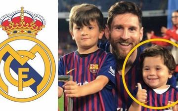 Lionel Messi tiết lộ bí mật thú vị về gia đình của mình