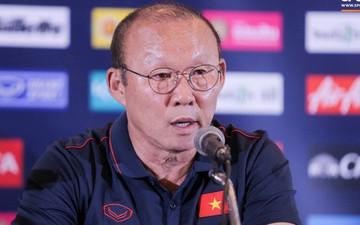 HLV Park Hang-seo huỷ họp báo sau trận chung kết King's Cup vì vội về Việt Nam