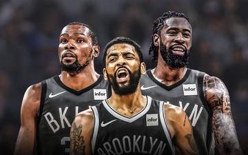 Liên tục kích nổ bom tấn, Brooklyn Nets tham vọng thống trị NBA