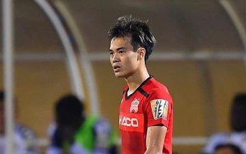 Văn Toàn coi lời nhắc nhở của cổ động viên là động lực để thi đấu quyết tâm trong cuộc đọ sức với nhà đương kim vô địch V.League