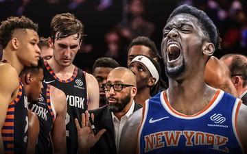 Bobby Portis tự tin hàng dự bị của New York Knicks chỉ xếp sau một đội bóng tại NBA