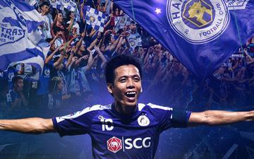 Hà Nội FC: Từ ngai vàng V.League đến mục tiêu vươn tầm châu lục để trở thành niềm tự hào của thủ đô