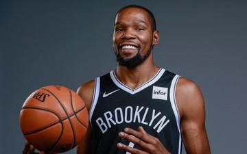 Kevin Durant mang tin buồn đến cho CĐV Brooklyn Nets ở mùa giải NBA 2019-2020