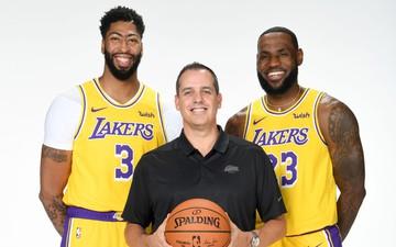 Los Angeles Lakers tiết lộ đội hình ưng ý nhất bên cạnh LeBron James