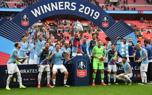 Hủy diệt đối thủ 6 bàn trắng ở chung kết cúp FA, Man City lập kỳ tích chưa từng xuất hiện trong lịch sử bóng đá Anh
