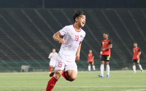 Đánh bại U22 Đông Timor, U22 Việt Nam chính thức giành quyền lọt vào vòng bán kết giải đấu vô địch Đông Nam Á