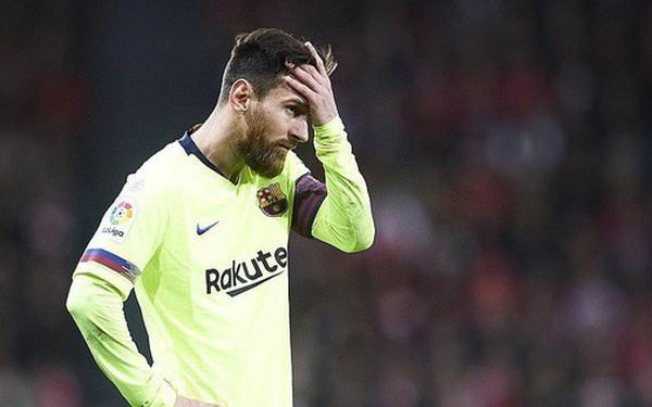Messi phung phí cơ hội, Barcelona bị cầm hòa đáng tiếc trên đất Pháp