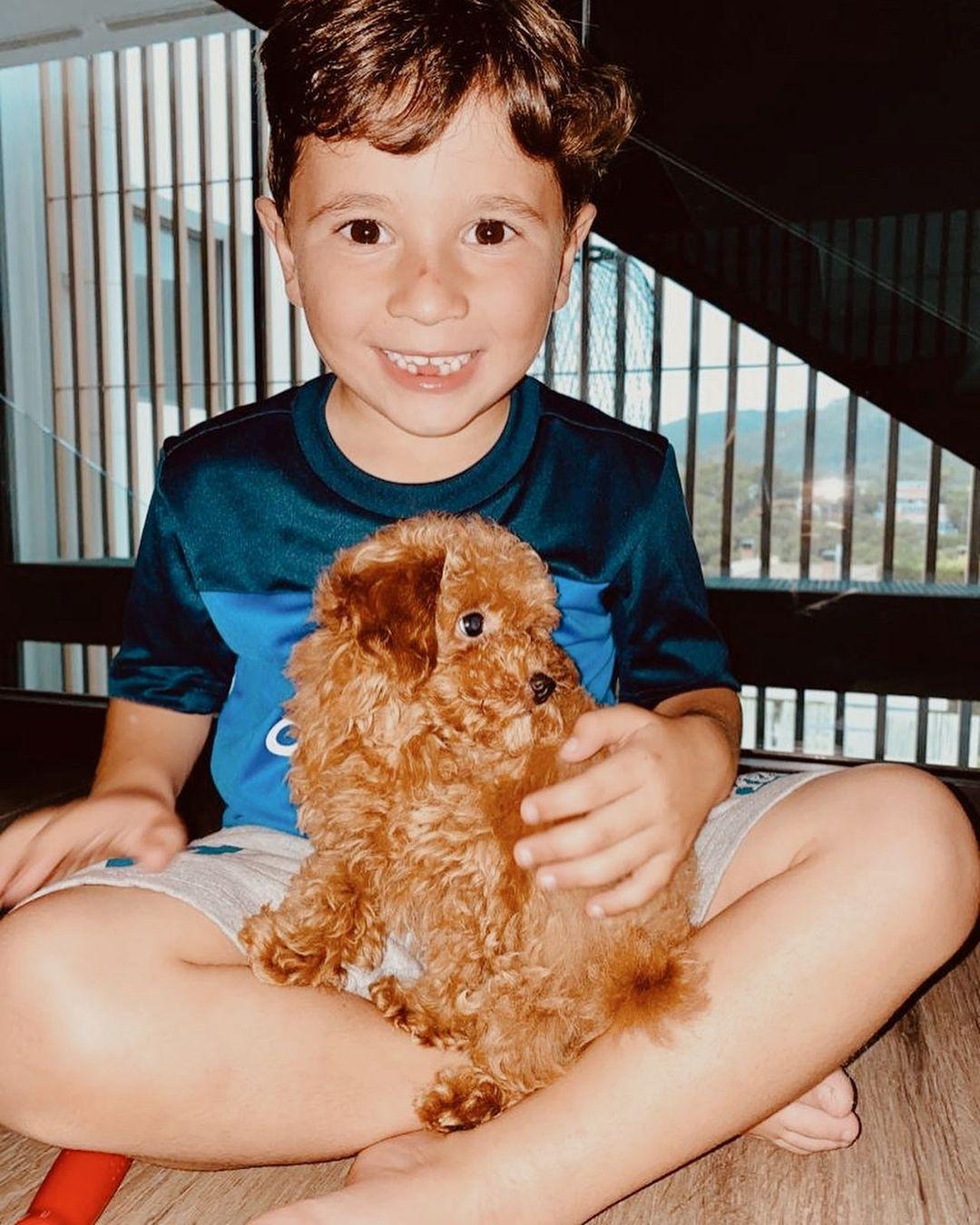 Gia đình Messi đón thành viên mới: Một em pet siêu dễ thương nhưng fan lại đặt nhiều dấu hỏi lo lắng - ảnh 2