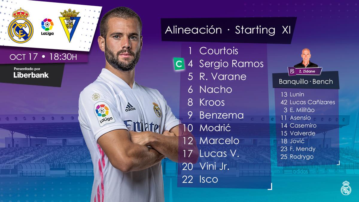 Real Madrid thua sốc tân binh Cadiz ngay trên sân nhà - Ảnh 1.
