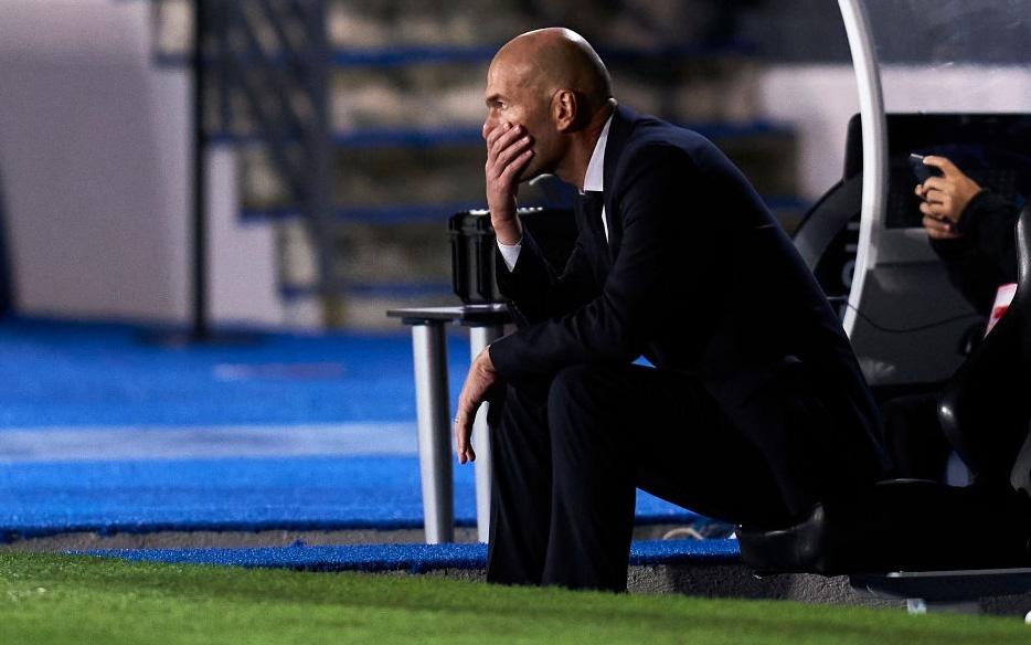 Đối thủ vắng tới 10 trụ cột vì nhiễm Covid-19, Real Madrid vẫn thua sốc 2-3 ở trận ra quân Champions League